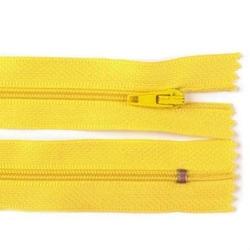 Zamek błyskawiczny 14 cm - żółty - ŻÓŁ