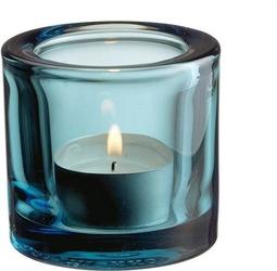 Świecznik kivi sea blue