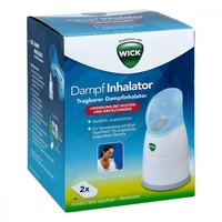 Wick inhalator parowy