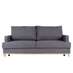 Sofa rozkładana sorinto szara