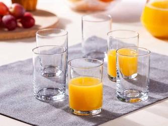 Literatki  małe szklanki krosno 150 ml, komplet 6 szt.