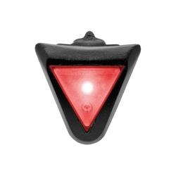 Lampka uvex plug-in led na kask czerwona