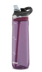 Butelka na wodę contigo ashland 720ml - passionfruit - fioletowy