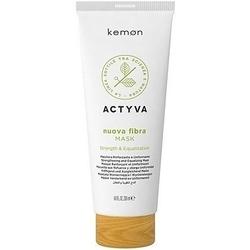Kemon actyva nuova fibra maska wzmacniająco-odbudowująca włosy 200ml