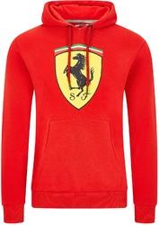 Bluza scuderia ferrari f1 czerwona - czerwony