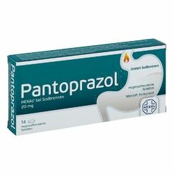 Pantoprazol Hexal b.Sodbrennen magens.r.Tabl.