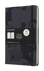 Notes Moleskine Nomad Blend limitowana edycja L czarny