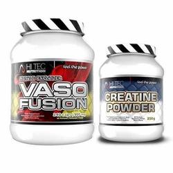 HI-TEC VASO FUSION - 240kaps + Creatine Powder 250g