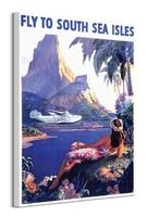 South sea isles - obraz na płótnie