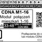 Aco cdna m1-16 moduł dzwonienia do centrali cdna - szybka dostawa lub możliwość odbioru w 39 miastach