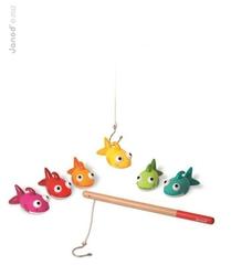 Zestaw do łowienia janod - rybki