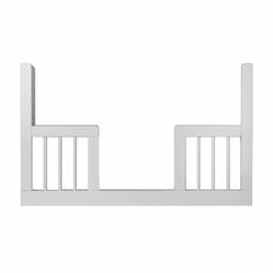 Wymienny bok do łóżeczka Sun 140x70 w kolorze białym - Sun 140x70 toddler rail