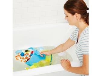 Wieloryb moby organizer na zabawki do kąpieli