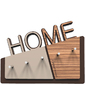 Wieszak na klucze Home CalleaDesign zebrano 18-001-87