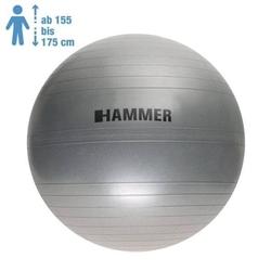 Piłka gimnastyczna antiburst 65 cm - hammer - 65 cm