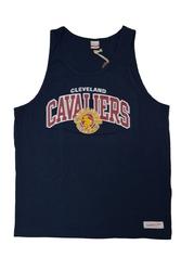 Koszulka mitchell  ness nbacleveland cavaliers team arch - teamarchtank-clecav-nvy