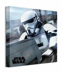 Solo: A Star Wars Story Trooper - obraz na płótnie