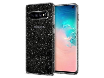 Etui spigen liquid crystal glitter do samsung galaxy s10 quartz