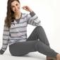 Luna 459 piżama damska