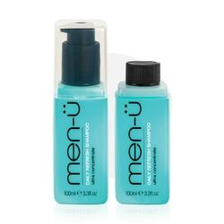 Men-u - męski codzienny szampon nawilżający do włosów 100ml produkt mens health uzupełnienie