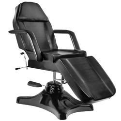 Fotel kosmetyczny hyd. a 234 czarny