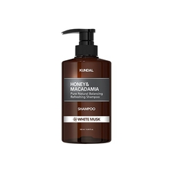 Kundal szampon do włosów - białe piżmo honeymacadamia shampoo white musk 258ml