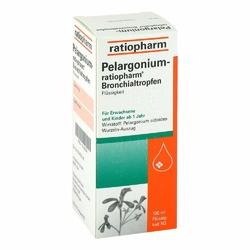 Pelargonium-ratiopharm krople na oskrzela