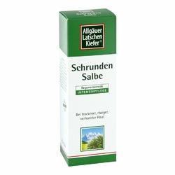 Allgaeuer Latschenk. maść na popękane stopy