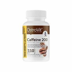 Ostrovit Caffeine 200 110 tabs Kofeina Limited