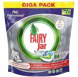 Fairy Jar, Platinum, kapsułki do zmywarki,  84 sztuki