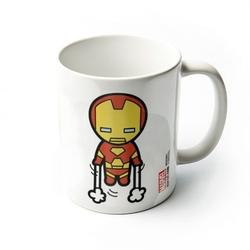 Marvel kawaii iron man - kubek