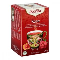 Yogi tea rose bio filterbeutel