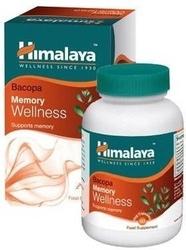 Himalaya wellness bacopa x 60 kapsułek