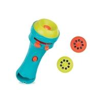 B.toys projektor - latarka z dwiema nakładkami do wyświetlania planety