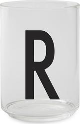 Szklanka aj litera r