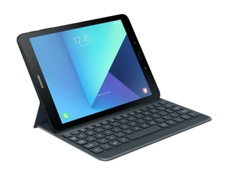 Samsung Keyboard Book Cover Tab S3 Dark Grey