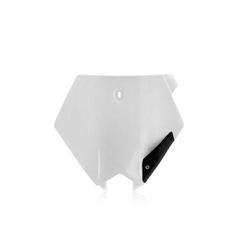 Acerbis ktm plastron sx 85; 04 - 12 biały