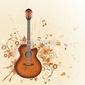 Obraz na płótnie canvas gitara