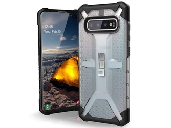 Etui uag urban armor gear plasma do samsung galaxy s10 plus ice - przezroczysty