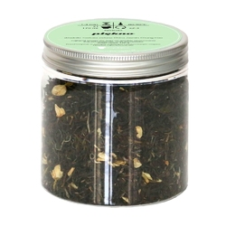 Herbata zielona piękno china jasmin chuang hao, kwiat jaśminu 120g