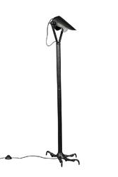 Dutchbone :: lampa podłogowa metalowa falcon czarna