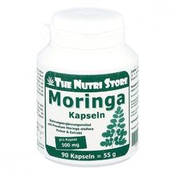 Moringa oleifeira kapsułki