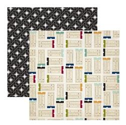 Papier 30,5x30,5 cm Getaway - Adneture - 13