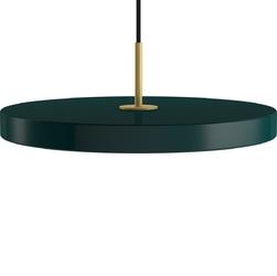 Lampa wisząca asteria ciemna zieleń umage 02172