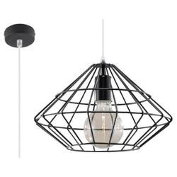 Sollux - lampa wisząca umberto - czarna
