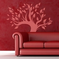 Drzewo 775 szablon malarski