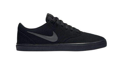 Nike sb check solar canvas 843896-002 44.5 czarny