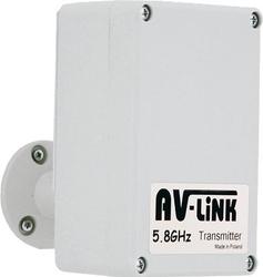Av-link av-300 mini system bezprzewodowej transmisji video 300m - szybka dostawa lub możliwość odbioru w 39 miastach