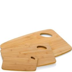 Deski bambusowe do krojenia katana kela 3 sztuki ke-12009
