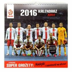 Reprezentacja Polski, Lewandowski - kalendarz 2016 r